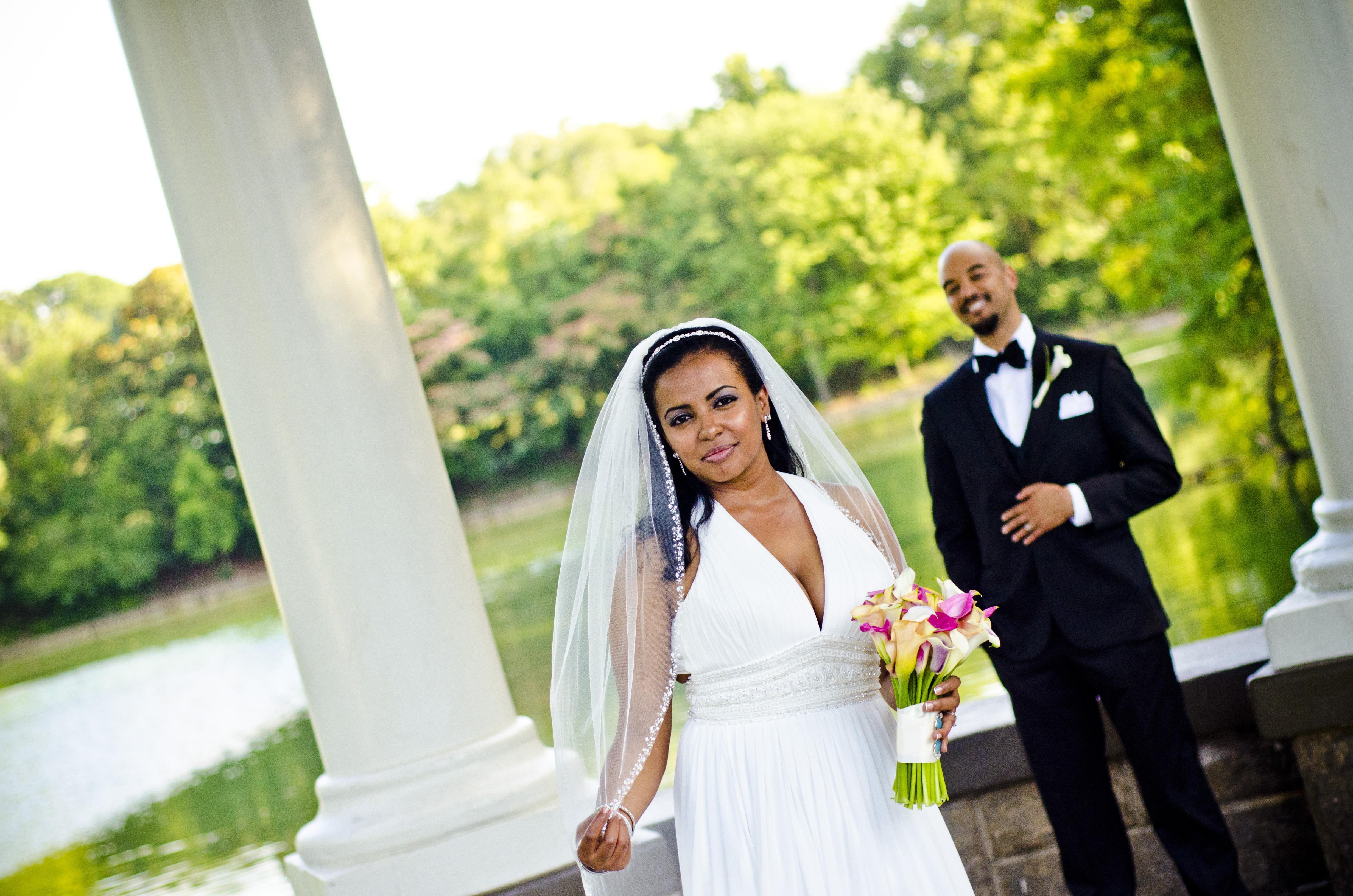 Real Ethiopian American Fusion Wedding In Atlanta Bilen Damon
